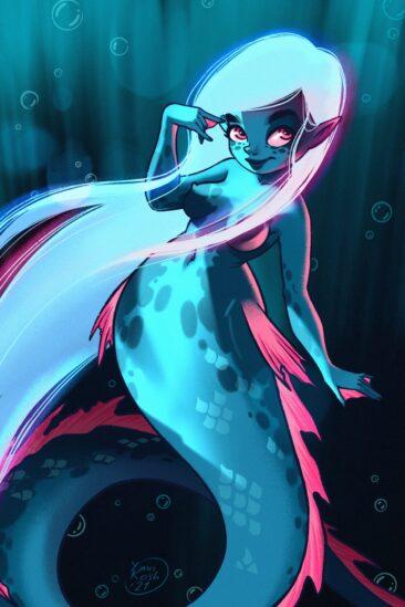 Mermaid for mermay