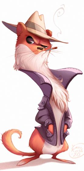 Weasel Detective